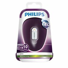 Philips 1.2W 10W 3000K White Low Energy G4 LED Capsule Bulb A+ - NEW