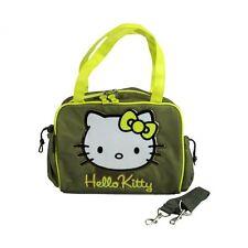 Sanrio Hello Kitty Handtasche Schultertasche Tasche  green