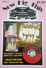 Now Dig This Magazine #420 - Warren Smith, Eddie Bond, Stargazers, rockabilly