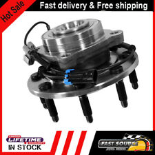 for Silverado Sierra Suburban 2500/3500 w/ABS Front Wheel Hub & Bearing 515098