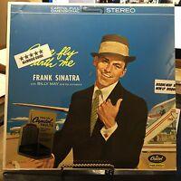 Come Fly with Me LP, Frank Sinatra Vinyl, Nov-2009, Capitol Records, 180 GRAM