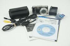 Panasonic Black LUMIX DMC-TZ5 9.1MP Digital Camera