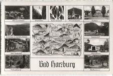 Alte Postkarte - Impressionen von Bad Harzburg