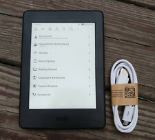 Amazon Kindle Paperwhite 3rd (7th Generation) Black, 6in, 4GB, eReader