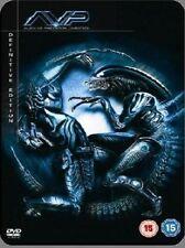 Alien vs Predator - 2 Disc DVD - Steelbook Edition - OOP - Paul Anderson