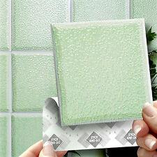 18 Stick & Go Pallido Jade Bastone Verde sul muro piastrelle per cucine o bagni