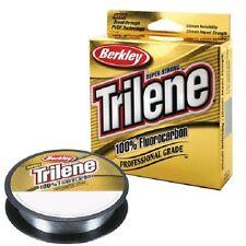 Berkley Trilene Fluorocarbon 200yd Spools _ 4lb-25lb