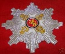Norway Royal King Order Saint Olaf Olav Medal Service Merit Star Knight Award NO