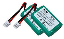 Two 180mAh Battery Replacement for SD-400 SportDOG 400 & 800 Series Receiver New