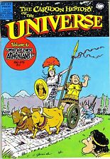 The Cartoon History of the Universe #6 1987 Rip Off Who Are These Athenians?
