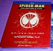 Universal Pictures BRD Spider-man Collection (6 Brd) 0686027
