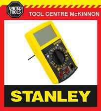STANLEY STHT0-77364 DIGITAL MULTI-METER