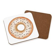 caffè Vitreo ciambella donut SOTTOBICCHIERE - divertente cibo