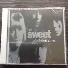 The Sweet - Platinum Rare CD Brian Connolly Glam Rock New