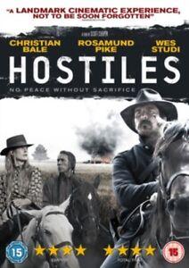 Hostiles DVD *NEW & SEALED*