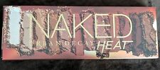 NEW Sealed Urban Decay Authentic Naked Heat Palette Eye Shadow Make Up Cosmetics