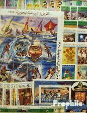 Libië 50 verschillende Postzegels postfris