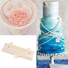 Bead Cutter Pearl Sugarcraft Fondant Cake Gum Paste Decorating Mold Tool