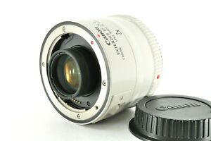 """"""" Near Mint """" Canon Extender EF 2x II Tele converter Lens Tested from JAPAN"""