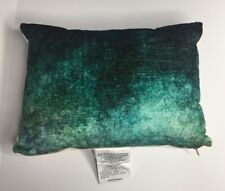 THRESHOLD Ombre Blue/Green Decorative Pillow (NEW)
