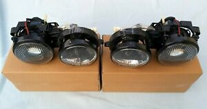 BMW E30 M3 BLACK ELLIPSOID EURO STYLE HEADLIGHTS SMILEYS, BRAND NEW