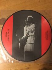 Sting Vinyl Picture Disc 1985 Dream Of The Blue Turtles Tour Live Milano LP
