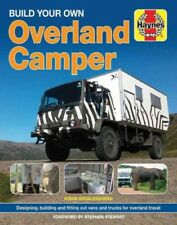 Build Your Own Overland Camper, Hardcover by Wigglesworth, Steve; Stewart, St...