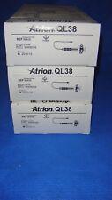 ATRION QL38 LOCKING DEVICE REF: 96406 ( LOT OF 3 ITEMS )