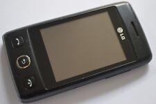 LG Cookie Lite T300 - Black / Red (Unlocked) Mobile Phone