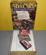 New Unused 2000 Bepuzzled Murder Mystery Party A Taste for Wine and Murder Game