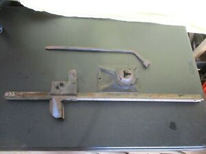 Vintage Bumper Jack 1950's ERA Chevy Ford Nash Plymouth Dodge & More #2
