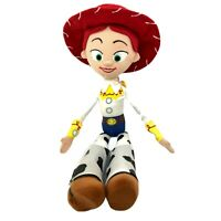 "Disney Pixar Toy Story 2 & 3 Jessie Cowgirl Rag Doll Plush Soft Toy 22"" Rare"