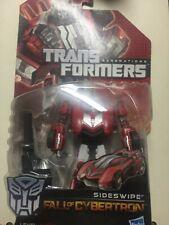 Transformers Generations Fall of Cybertron Sideswipe