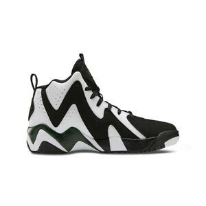 Reebok Kamikaze II (black/white/utility green) Men's Shoes FY7512