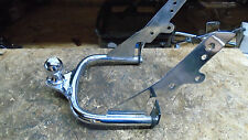 Motorcycle Trailer Hitch Receiver for Harleys