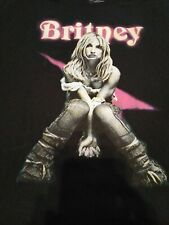 Vintage Brittany Spears Size 1X Brittany Spears Collection Graphic Tee shirt.