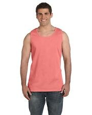 Comfort Colors Mens Garment Dyed Heavyweight Ringspun Tank Top Shirt 9360-C9360
