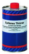 Epifanes Brush Thinner For Paints & Varnishes Quart