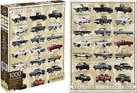 Ford Camion Évolution 1000 Pièce Puzzle 690mm x 510mm (NM)