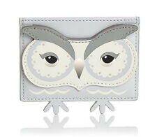 Kate Spade star bright owl card holder Card Case Wallet ~NWT~