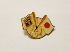 LITTLE LEAGUE BASEBALL - JAPAN PIN.
