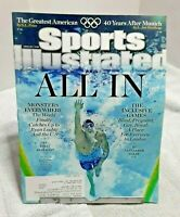 Sports Illustrated August 2012 Ryan Lochte Olympics