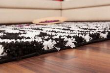 Tapis noir pour la maison, 150 cm x 150 cm