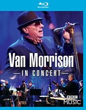 VAN MORRISON - IN CONCERT (LIVE AT THE BBC RADIO THEATRE LONDON)   BLU-RAY NEW!