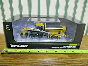 TerraGator TG8300B With Dry Box By SpecCast 1/64th Scale