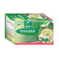 Higasan Liver Cleanse Blend Natural Herbal Tea (25 Tea Bags) Boldus Leaves..