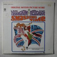 SMASHING TIME – ORIGINAL SOUNDTRACK – 12 INCH 33 RPM VINYL LP RECORD ALBUM