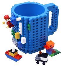 Kyonne Build on Brick Mug, Tasse Cadeaux pour Homme - Garçon Fille, Idée Cadeaux