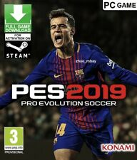 Pro Evolution Soccer PES 2019 PC Steam KEY [NO CD/DVD] FAST DELIVERY! football