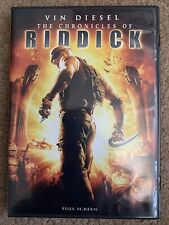 The Chronicles of Riddick (Theatrical Full Screen Edition) dvd #71
